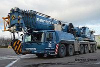 Аренда крана 130 тонн Grove GMK5130