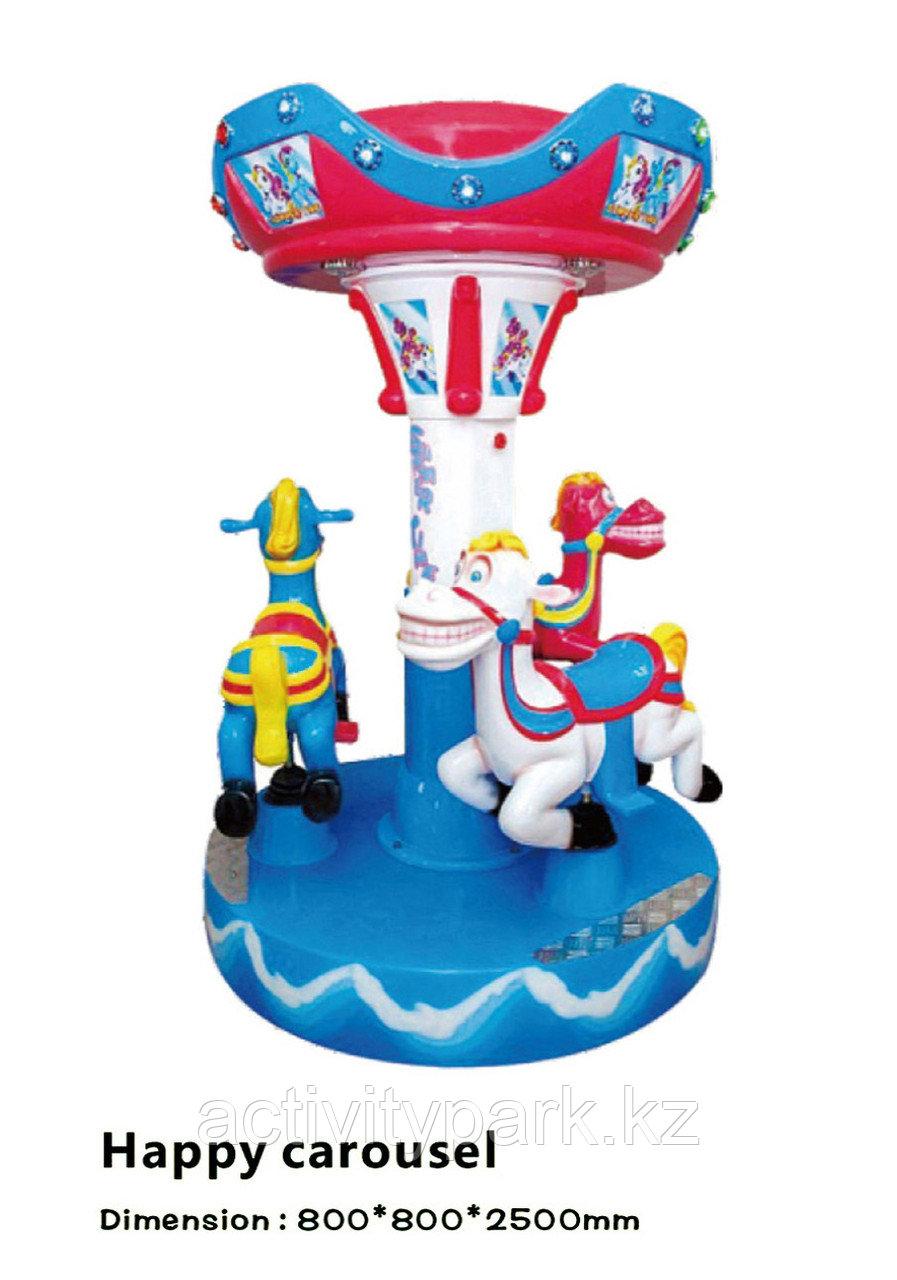 Игровой автомат (карусель) -  Happy carousel