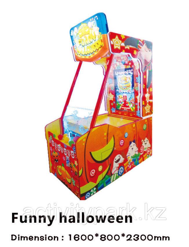 Игровой автомат - Funny halloween