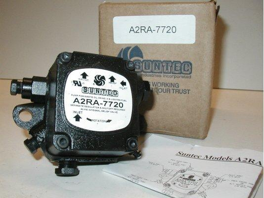 Топливный насос Suntec A2 RA 7720