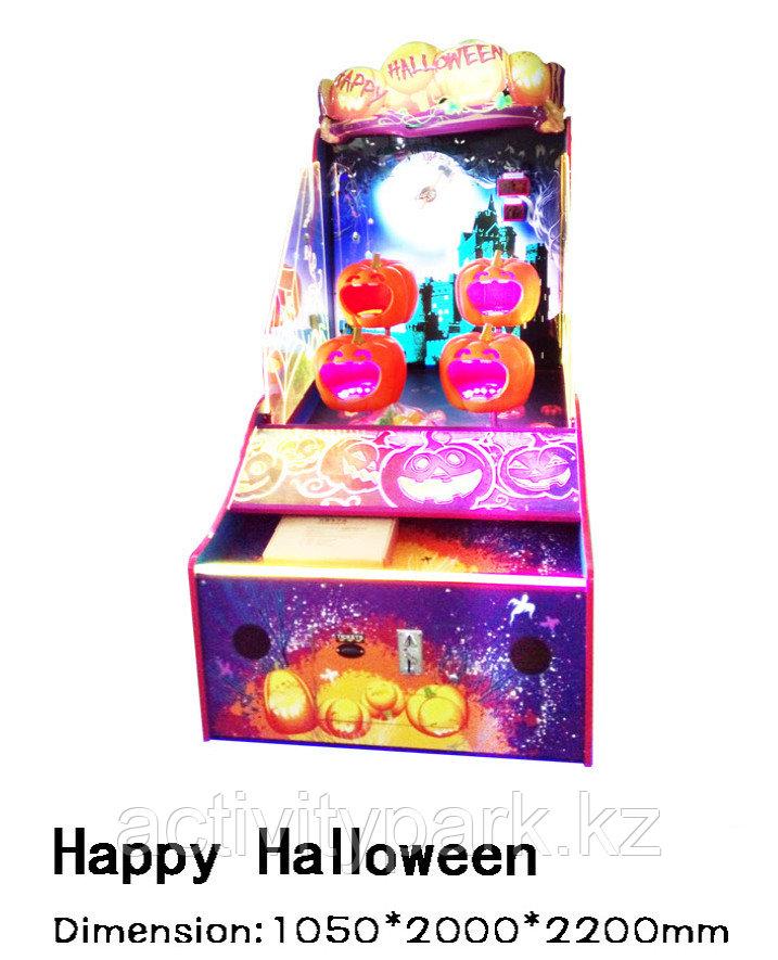 Игровой автомат - Happy halloween