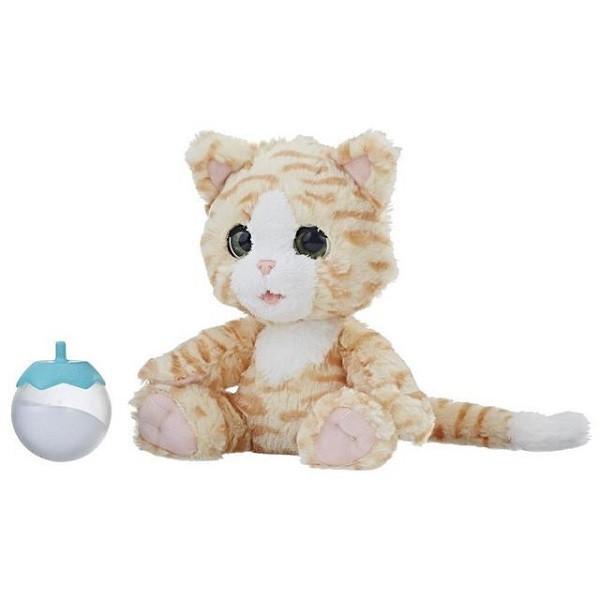 Игрушка интерактивная Hasbro Furreal Friends Покорми Котёнка