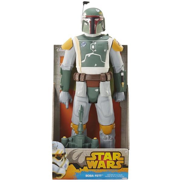 Игрушка Фигура Звездные войны (Star Wars) Боба Фетт, 46 см.