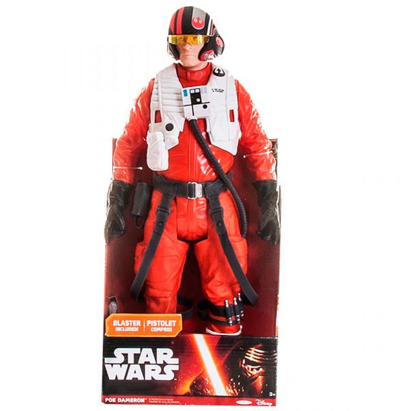 Игрушка Фигура Звездные войны (Star Wars) Эпизод VII, По Дэмерон, 46 см