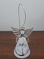 Игрушки на ёлку ангелочек СНГ0185