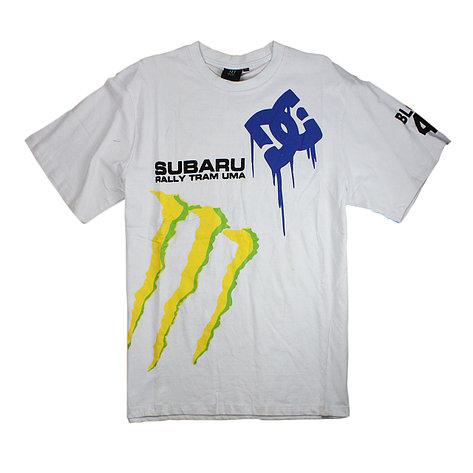 Футболка Monster Energy с логотипом Subaru, фото 2