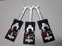 Ключ гаечный рожковый двухсторонний 14x15