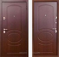 Входная металлическая  дверь  Бульдорс-25(лиственница)