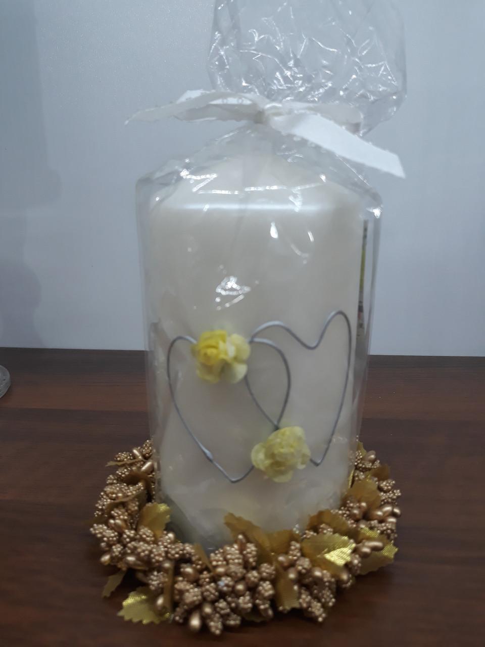 Новогодняя свеча СНГ0192
