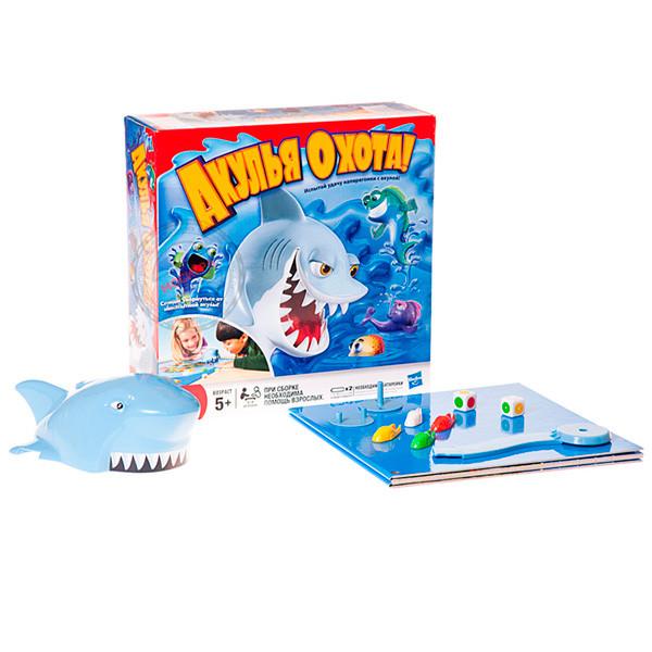 Настолная игра Акулья Охота