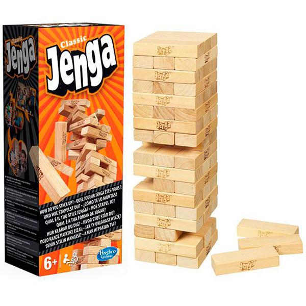 Настольная игра Дженга обновл.