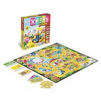 Настольная игра для детей Моя первая Игра в жизнь, фото 1