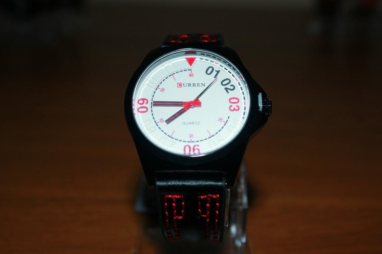Наручные Кварцевые Часы Curren 8153. Рассрочка. Kaspi RED.