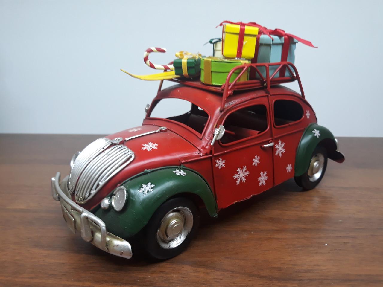 Машинка с подарками СНГ0208