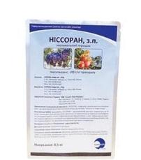 Акарицид Hissorun (Ниссоран) Гекситиазокс 100г/л