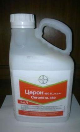 Церон (Cerone) этефон 480г/л