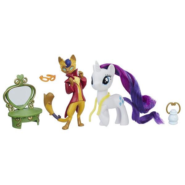 Игрушка Hasbro My Little Pony Пони-модницы парочки в асс.
