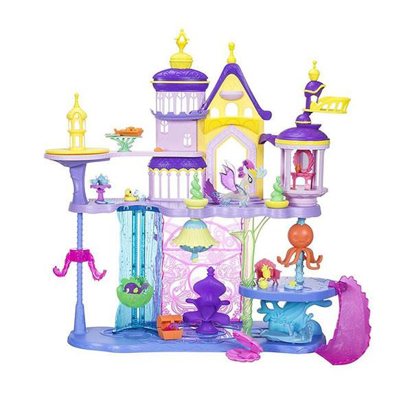 """Игрушка Hasbro My Little Pony """"Мерцание"""" игровой набор """"Волшебный Замок"""""""
