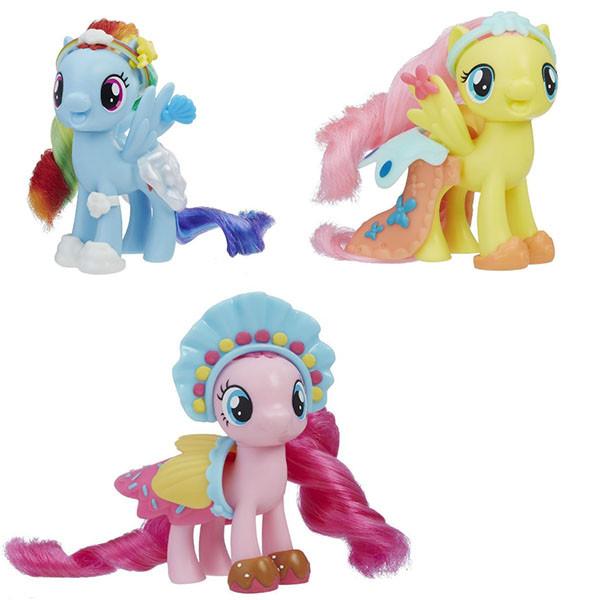 Игрушка Hasbro My Little Pony ПОНИ с волшебными нарядами