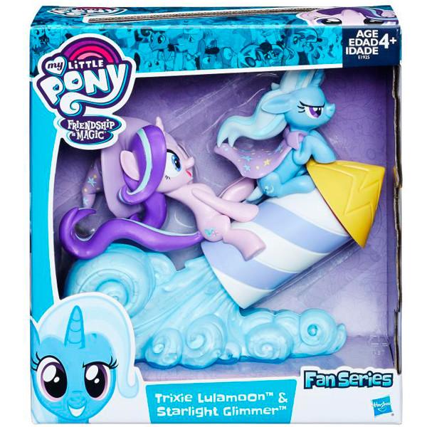 Игрушка Hasbro My Little Pony ПОНИ коллекционная Старлайт