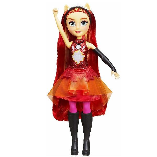 Игрушка Hasbro My Little Pony Equestria Girls (Девочки из Эквестрии) кукла интерактивная
