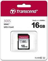 Карта памяти Transcend SDHC 16GB 95M/bs