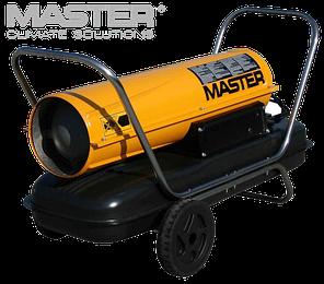 Дизельная тепловая пушка Master: B 100 CED - 800 м³/ч (с прямым нагревом), фото 2