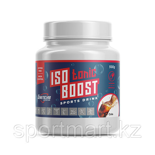 Изотоник Geneticlab Isotonic Boost (500 гр)