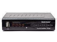 Ресивер World Vision Foros Combo+ WI-FI адаптер