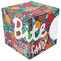 Набор фруктово-ягодных батончиков голубой Bite Candy, фото 1
