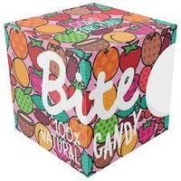 Набор фруктово-ягодных батончиков розовый Bite Candy, фото 1