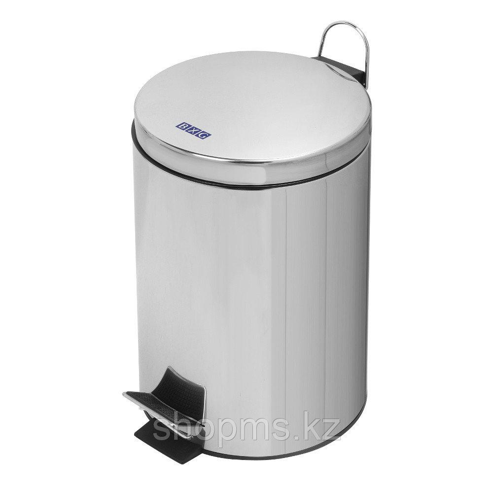 Ведро для мусора (круглый) BXG-TCR-20L