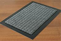 Коврик влаговпитывающий Респект серый 40*60 см