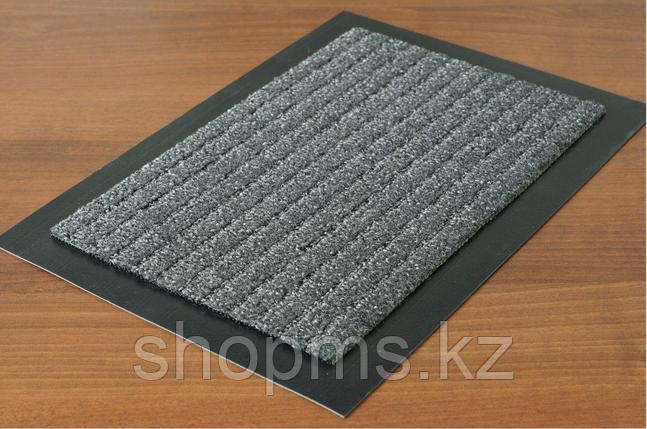 Коврик влаговпитывающий Респект серый 40*60 см, фото 2