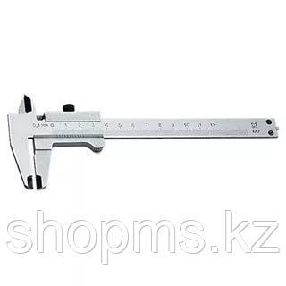 Штангенциркуль металлический нержавеющий 150 мм/ 0,02 мм ( пластиковый кейс )