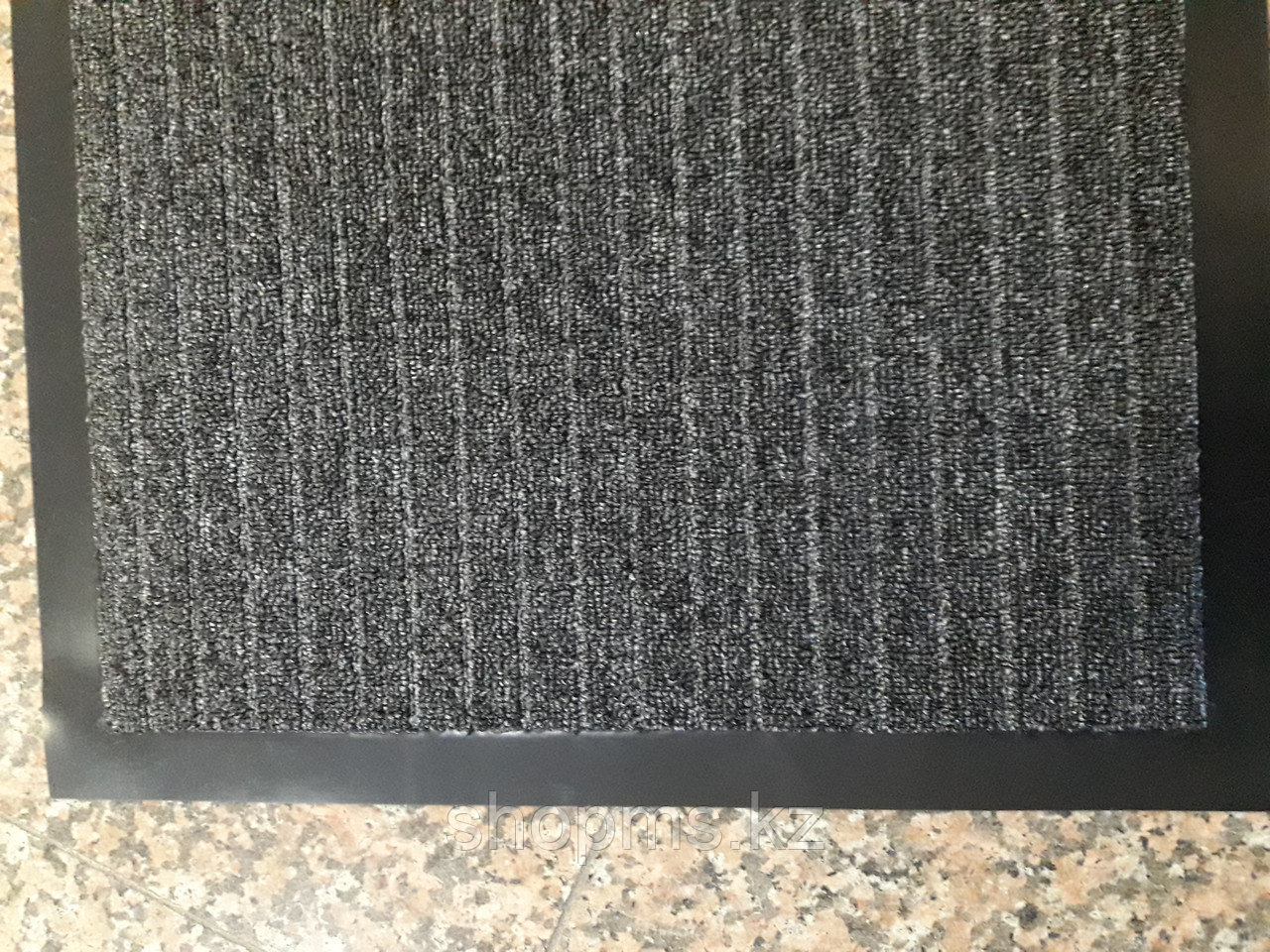 Коврик влаговпитывающий Штудгарт серый 50*80 см