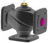 Клапан двухходовой регулирующий фланцевый VUE050, DN-50 , фото 1
