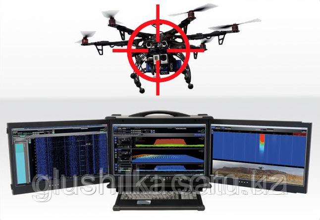 "Система мониторинга дронов и БПЛА ""KVS-DOZOR"""