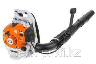 Воздуходувное устройство  BR 200 STIHL  раб.объем 27,2см³, макс.скорость возд потока 59 м/с,