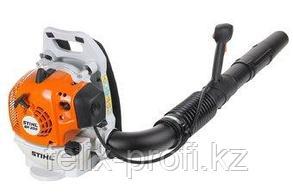 Воздуходувное устройство BR 500 STIHL Раб. объем 64,8 см³, скорость возд. потока 81 м/с, масса 10,1 кг