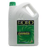 Антифриз охлаждающая жидкость NORD зеленый 5л