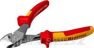 """Бокорезы """"ELECTRO-KRAFT"""" усиленные, Cr-Mo сталь, двухкомпонентная маслобензостойкая рукоятка, фото 2"""