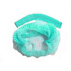 Шапочка шарлотта зеленая (100/1000) (1 упаковка - 100шт)