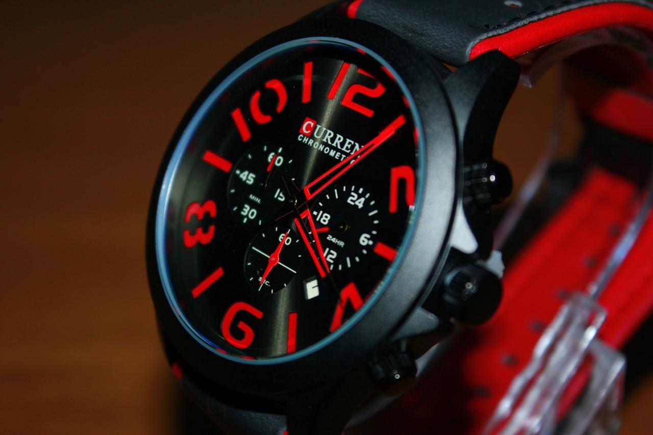 Часы Curren 8244 с хронографом