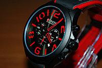 Наручные Кварцевые Часы Curren 8244 с хронографом. Рассрочка. Kaspi RED.
