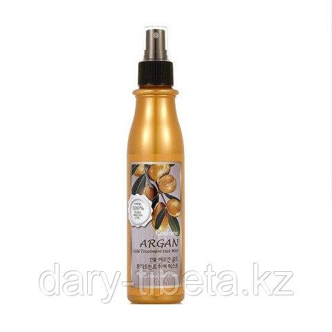 Welcos Confume Argan Gold Treatment Hair Mist - Спрей для волос с аргановым маслом