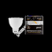 Диммируемая светодиодная лампа GAUSS MR16  4100K