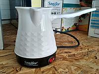 Кофеварка-турка электрическая Sonifer SF-3524, фото 1