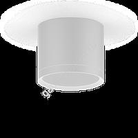 Светильник накладной с рассеивателем LED HD025  3000K