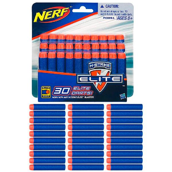 Игрушка Hasbro NERF (НЁРФ) Элит 30 стрел